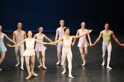 Marlen Fuerte Castro, Luis Valle et le Ballet Nice Méditerranée