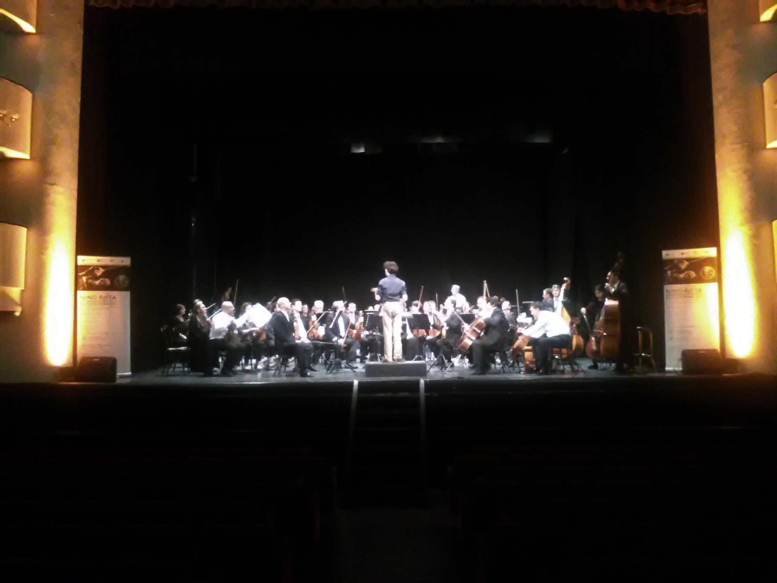 Teatro Orfeo di Tarento (Italy)
