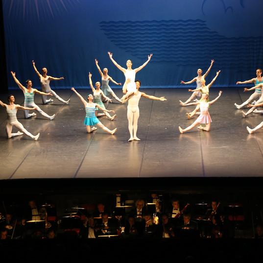 En Sol, Maurice Ravel, Marlen Fuerte Castro, Luis Valle et le Ballet Nice Méditerrannée