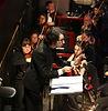 Léonard Ganvert et l'Orchestre Philharmonique à l'Opéra de Nice, décembre 2018