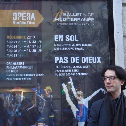 Opéra de Nice, 19 décembre 2019