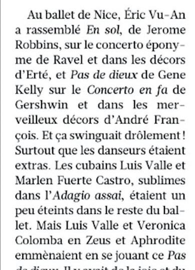 Article du Figaro (1er janvier 2020)