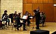 """Léonard Ganvert, Concorso Internazionale di Direzione d'Orchestra """"Nino Rota"""", Matera, Italie (photo Serena Cotugno)"""