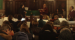 Norma, répétition, janvier 2017