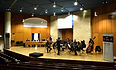 """Léonard Ganvert, Concorso Internazionale di Direztione d'Orchestra """"Nino Rota"""", Matera, Italie (photo Serena Cotugno)"""