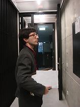 Léonard Ganvert à l'Opéra de Vienne.
