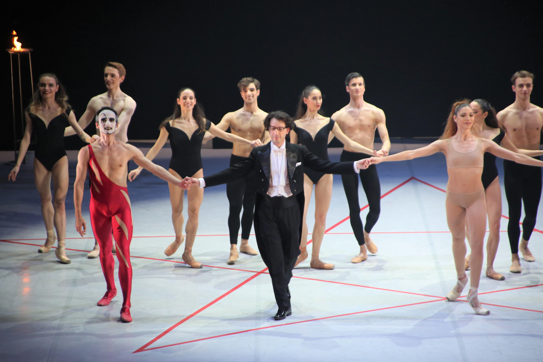 ... Léonard Ganvert et le Ballet