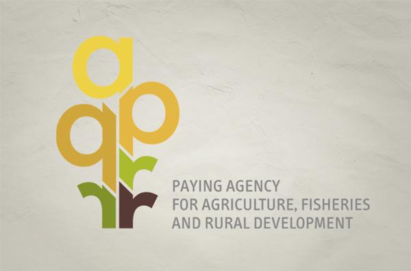 APPRRR logotip i vizualni identitet