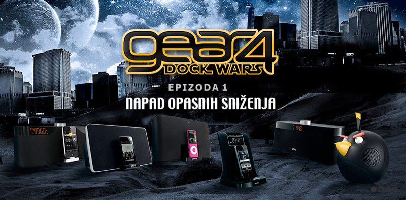 Gear4 Dock Wars