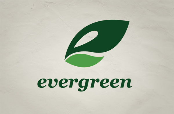 Evergreen logotip