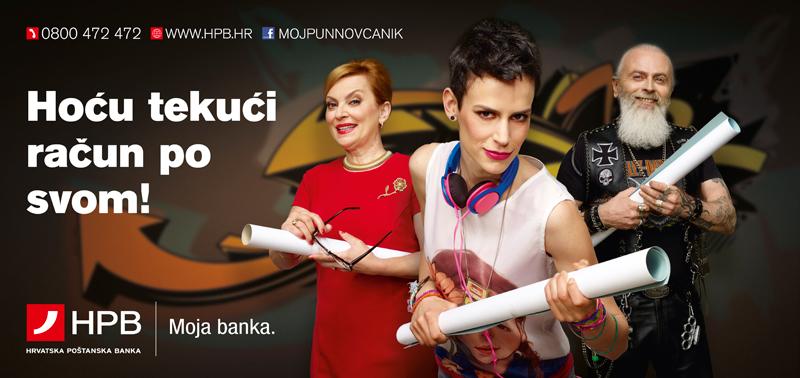 HPB banka - Tekući račun