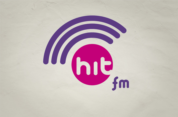 HIT-fm logotip i vizualni identitet