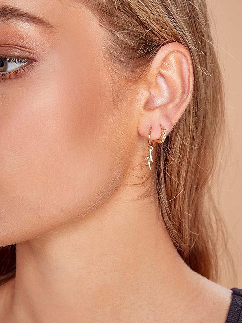 Huggie Earring Set