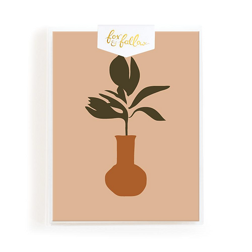 Ficus Greeting Card Boxed Set