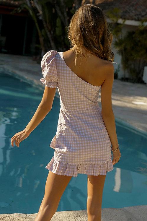 Bree Mini Dress | Sand