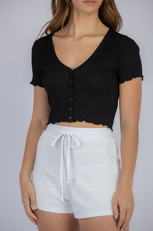 Basic Button Up Frill