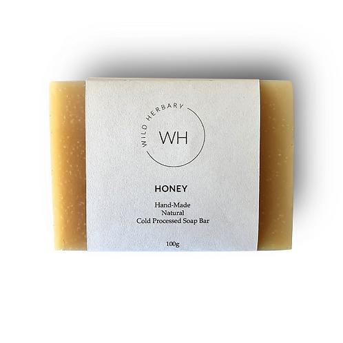 Honey Bar Soap 100gm