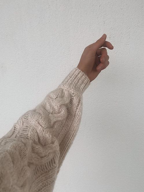 Lola Knit | Oatmeal