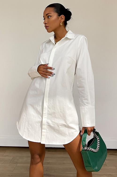 Millicent Shirt Dress