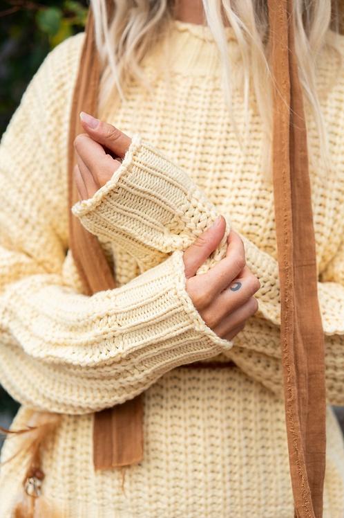 Emmy Knit Lemon
