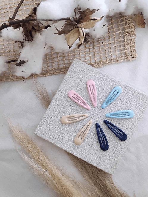Hair Clip | Flip Clip Pastel Set