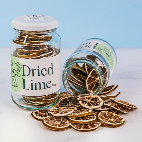 Dried Lime Pack 50g
