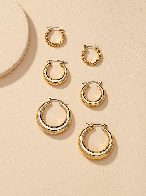 Margo Classic Earring Set