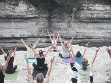 Kjære Yogainteresserte!