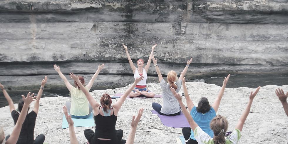 Relax, Recharge, Inspire!: Yoga For Feminine Self