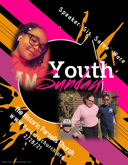 Youth Sunday 2 - Made with PosterMyWall