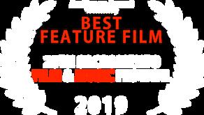 WINNER! BEST FEATURE FILM!
