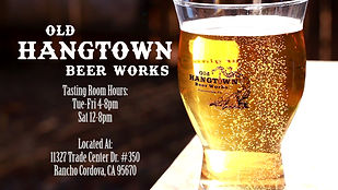 Old Hangtown Beer Works Commercial
