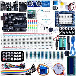 Arduino - Beginner Programming and Robotics
