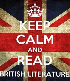 English III/IV  British Literature (scheduled 2020.2021)