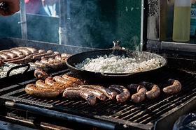 Galloping Goose Sausage