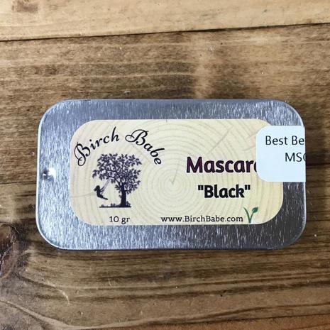 Natural Vegan Mascara $10.00