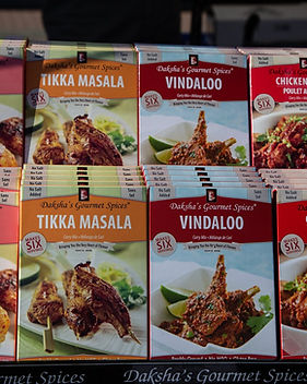 Daksha's Gourmet Spices