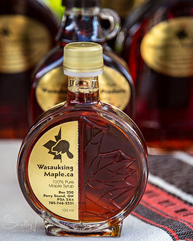 Wasauksing Maple Products