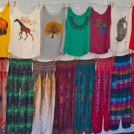 Harem Pants & Tops $20