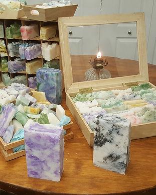 Soap Display 2