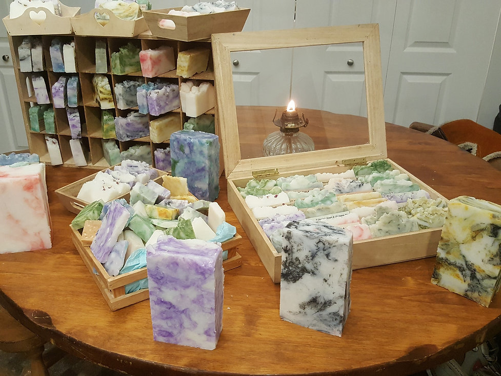 Soap Display 2