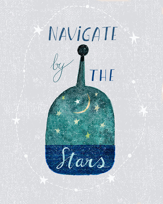 Navigate by the stars