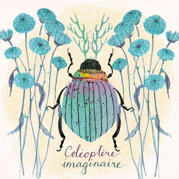Imaginary beetle