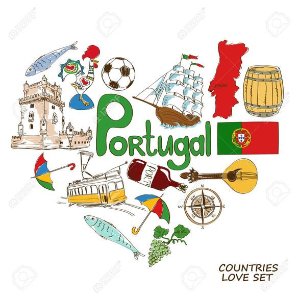 Nuestra puerta portuguesa