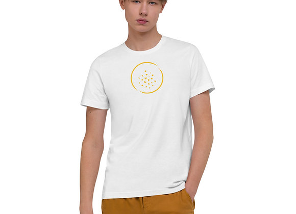 Minimalist Trumpet Bell Unisex Organic Cotton T-Shirt
