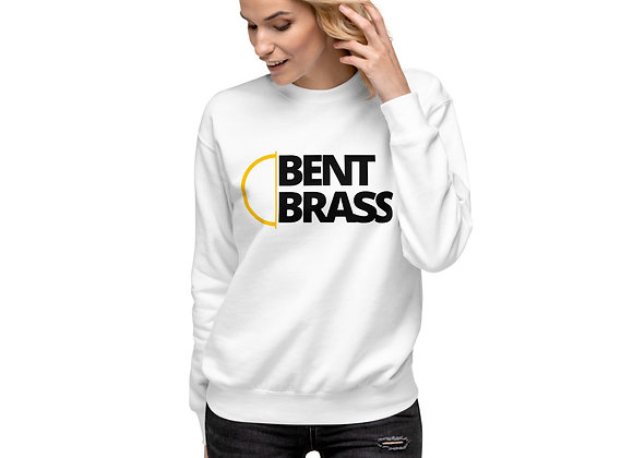 BENT BRASS Unisex Fleece Pullover