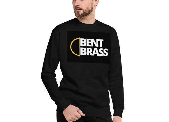 BENT BRASS Unisex Fleece Pullover