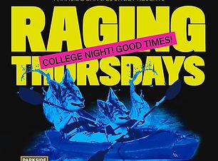 raging thursday downtown davis parkside bar