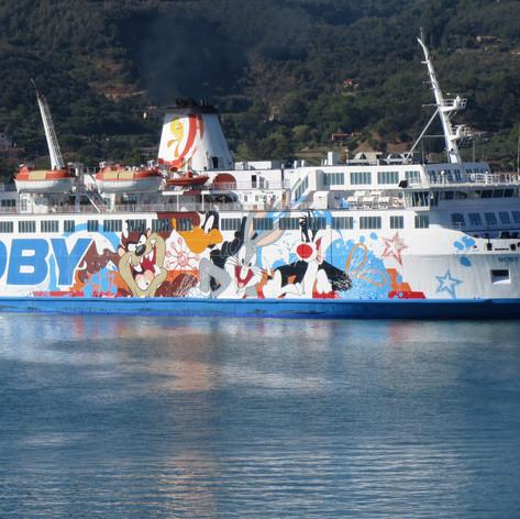 Corsica Ferry