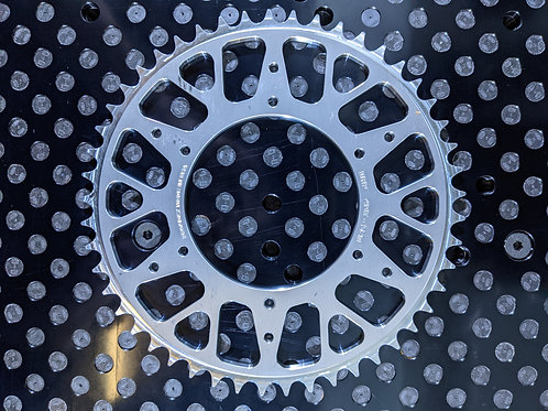 DRP Rear Sprockets - 49 Tooth - Raw Finish
